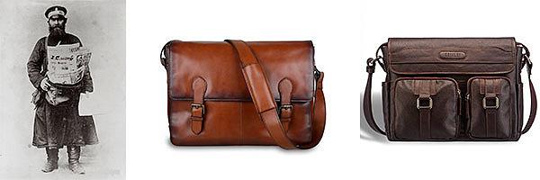 как выбрать и купить кожаную мужскую сумку-мессенджер и сумку-почтальон на 2чемодана.ру 2chemodana.ru