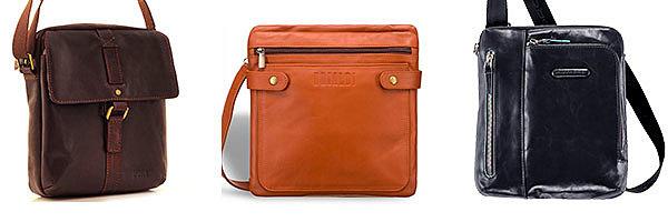 как выбрать и купить кожаную мужскую сумку-кросс-боди на 2чемодана.ру 2chemodana.ru