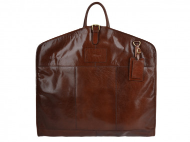 Портплед Ashwood Leather Harper Chestnut Brown — 2chemodana