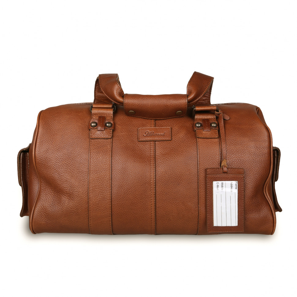 c3b8d230025b Дорожная сумка Ashwood Leather Tilly ALTilly/106 Honey фото 1 — 2chemodana