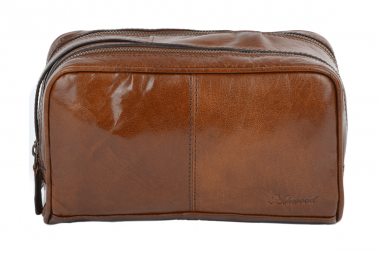 Несессер Ashwood Leather 2012 AL2012/108 Chestnut Brown — 2chemodana