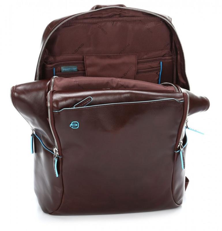 f4dfe9c200a4 ... Мужской кожаный рюкзак Piquadro CA3214B2/MO коричневый фото 2 —  2chemodana ...