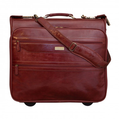Портплед Ashwood Leather 63421 Cognac — 2chemodana