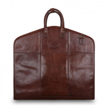 Портплед Ashwood Leather 8145 AL8145/102 Brown — 2chemodana