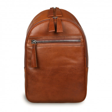 Рюкзак Ashwood Leather 1663 AL1663/108 Chestnut — 2chemodana